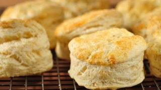 Biscuits Recipe Demonstration - Joyofbaking.com