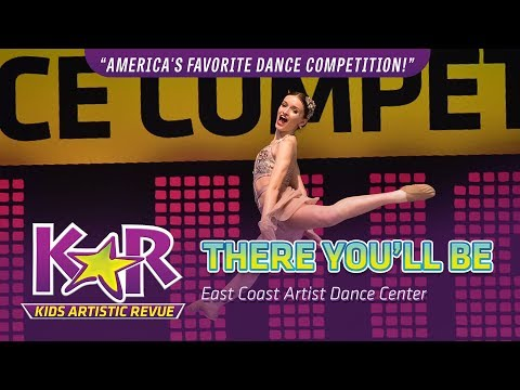 """There You'll Be"" from East Coast Artist Dance Center"