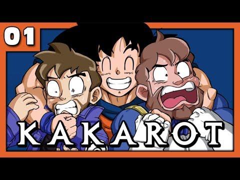 The Story Begins | DragonBall Z Kakarot Part 1 - TFS Gaming