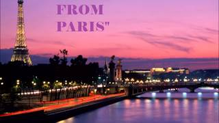 Postcard From Paris   demo for Whitney written by P  & A  Glass