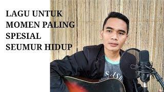 LAGU UNTUK MOMEN PALING SPESIAL SEUMUR HIDUP - JANJI SUCI (Cover  Versi Akustik By Dul Hafiz)
