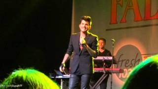 TALC HD - Adam Lambert - The Original High - Fresh Fall Fest - Theater at MSG - NYC