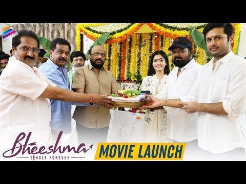 Bheeshma Movie Launch