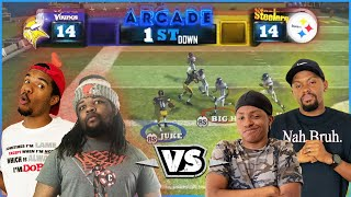 Can They Complete This UNBELIEVABLE Comeback?! (Madden Arcade)