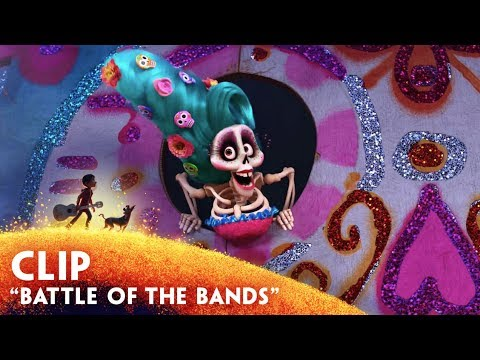 Coco (Clip 'Battle of the Bands')