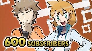 Pokémon HG/SS remix - Vs Gym Leader Kanto [600 subs]