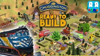 Chuggington Ready to Build - Play with Zack