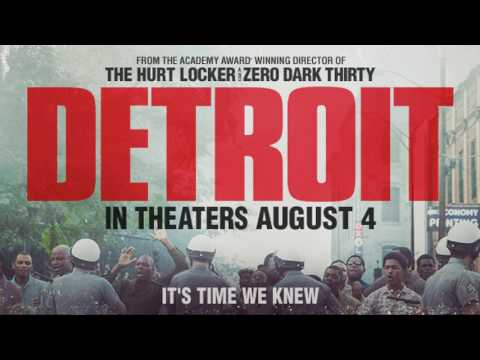 Soundtrack Detroit (Theme Song Movie) - Trailer Music Detroit (2017)