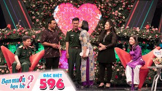 Wanna Date - Military Edition | Ep 596: Ethnic girl asked to get married right after meeting the guy