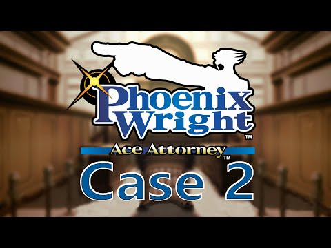 Phoenix Wright : Ace Attorney Case 2  Turnabout Sisters Full Playthrough