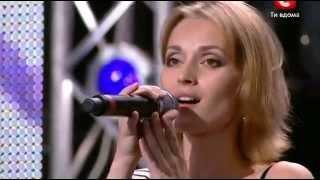 So sing only Angels - Aida Nikolaychuk -  Lullaby. [ X- Factor-2 ]