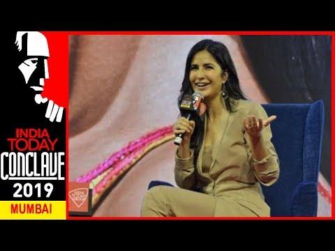 """Friendship Lasted For 16 Years"" Katrina Kaif On Salman Khan | #ConclaveMumbai19"