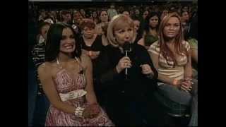 Daddy Yankee Impacto en vivo con Cristina