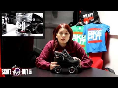 Sure Grip Rock GT 50 Quad Skates – Roller Derby – Skatehut