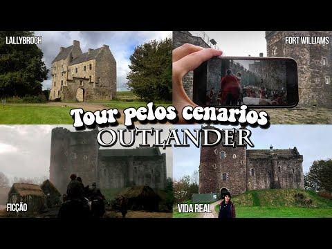 Tour pelas Locações de OUTLANDER - Escócia   Mi Alves