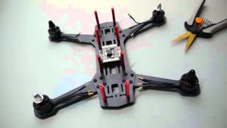 Updated: How to build a Mini Quadcopter for FPV Racing By Mini Quad Bros