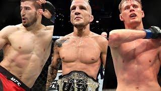 Боксер хочет драться с чемпионом UFC, бой Александра Волкова в разработке, слух о сопернике Рустама