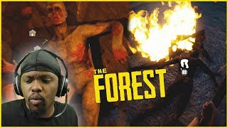 We Found the BIGGEST Cave We've Ever Seen! - The Forest Multiplayer Ep.14