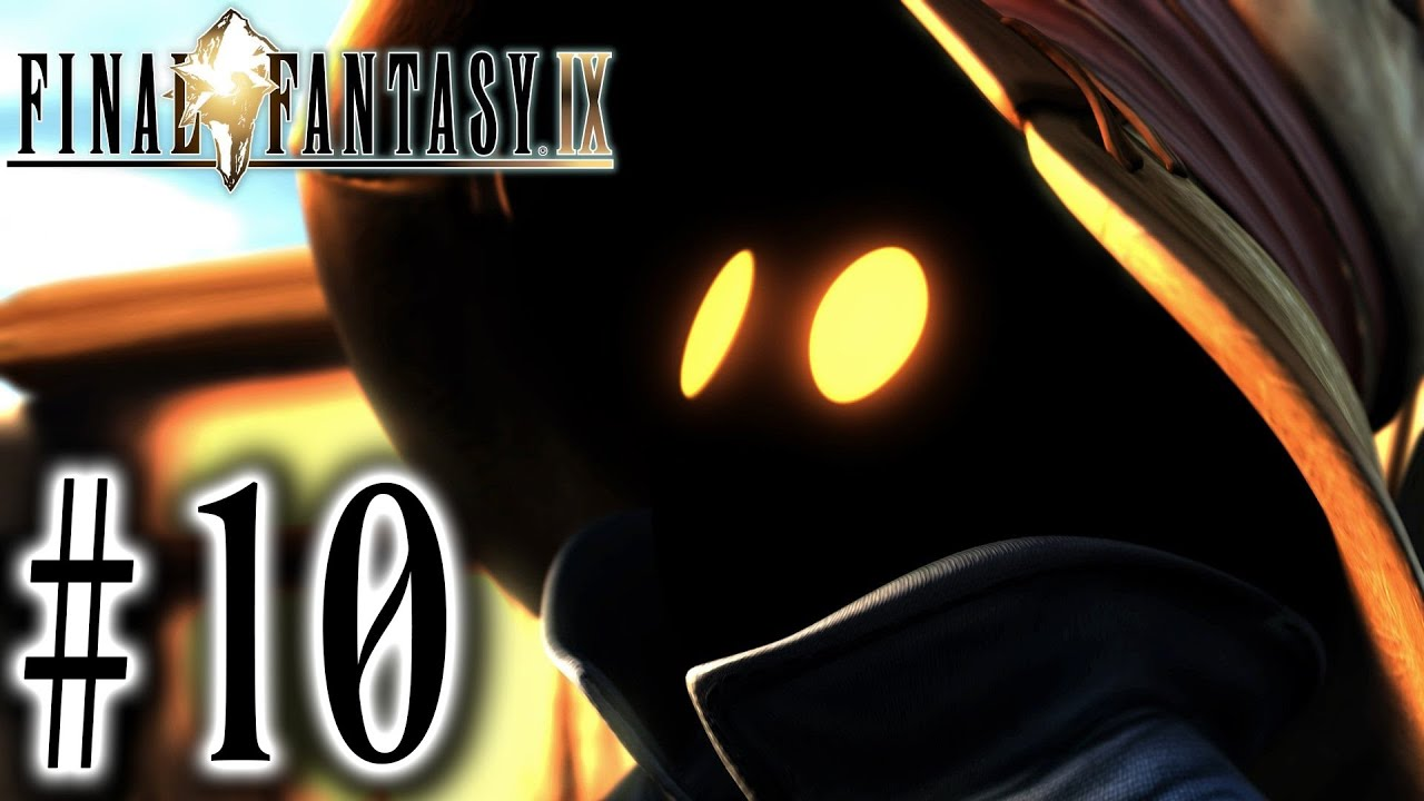 Final Fantasy IX – Part 10: Schloß Lindblum