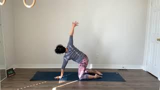 Yoga Bed Head April 18, 2021