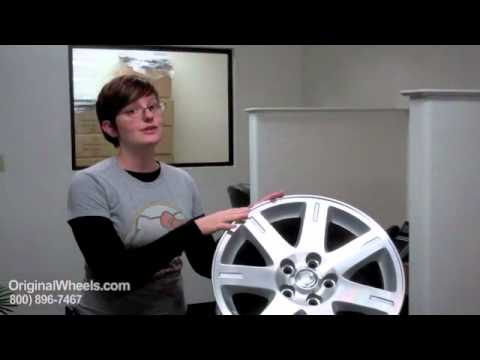 Concorde Rims & Concorde Wheels - Video of Chrysler Factory, Original, OEM, stock new & used rim Co.
