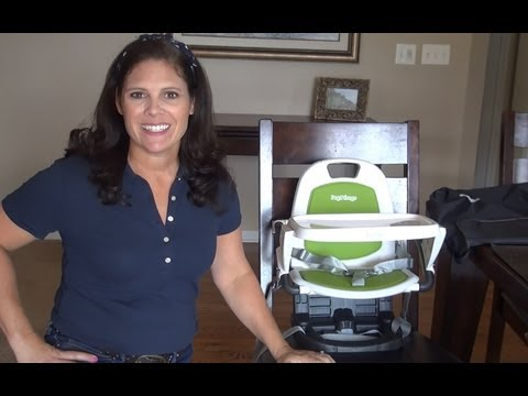 Peg Perego Rialto Booster Seat Review