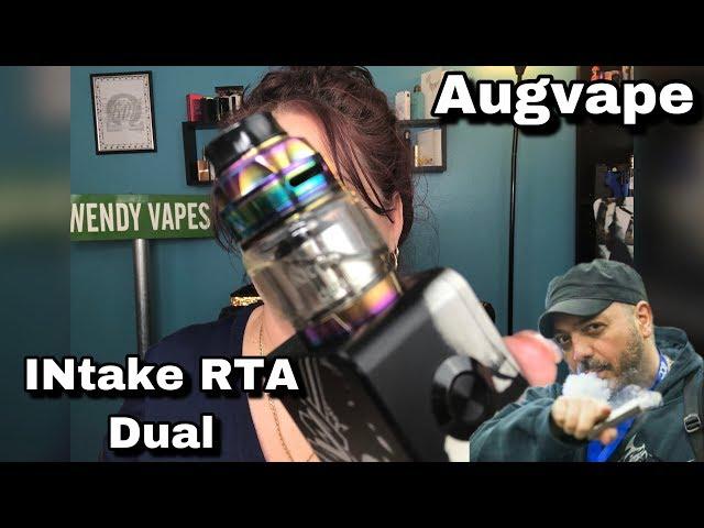 INtake Dual RTA | Mike Vapes & Augvape