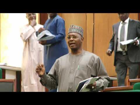 Hon Abubakar Garba Lawal,22 May 2019   Bill to repeal the police Act 2004 and enact the Nigeria poli