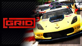 Gameplay Chevrolet Corvette C7.R a Brands Hatch