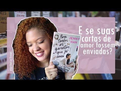 5 motivos para ler Para todos os garotos que já amei | #Vlogmas | Escritos & Livros