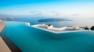 Hotel Grace Santorini: Is This The Worlds Most Beautiful Pool? Full Tour