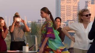 Dubai Creek fashion show