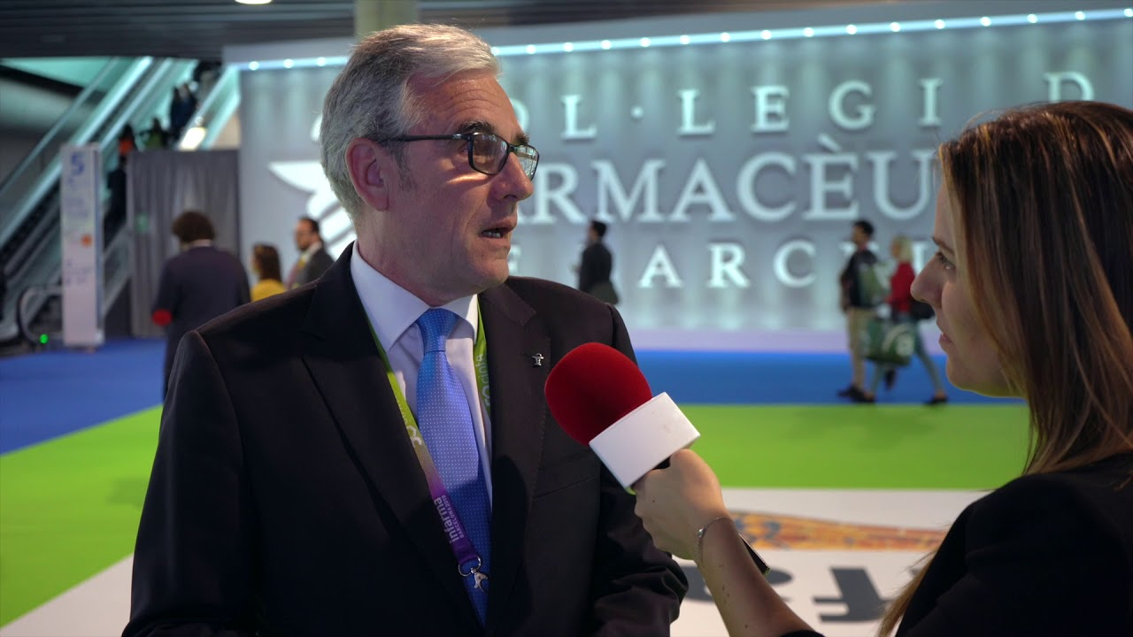 Infarma 2019: entrevista Jordi de Dalmases