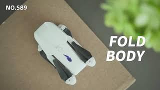 Dropshipping 2021 New S89 pro Drone 4k HD Dual Camera 1080P WiFi Fpv #Gadgets