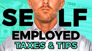 Self Employed TAXES 2021 Explained & Self Employed TAX TIPS (tax return documents & checklist)