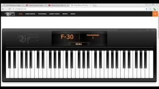Virtual Piano 免费在线视频最佳电影电视节目 Viveos Net