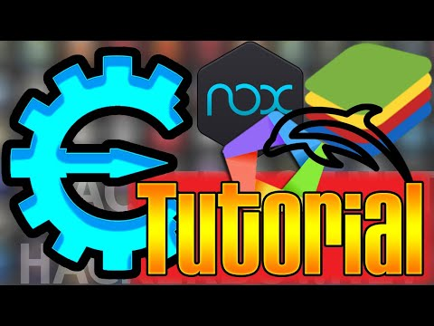 How to Hack Android Games in BlueStacks, Nox, Memu using Cheat Engine! (all Android Emulators)