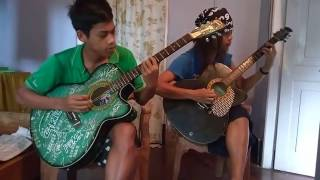 #Seasons-Dragon Force(Acoustic)|Jagadeep Jannockyucca