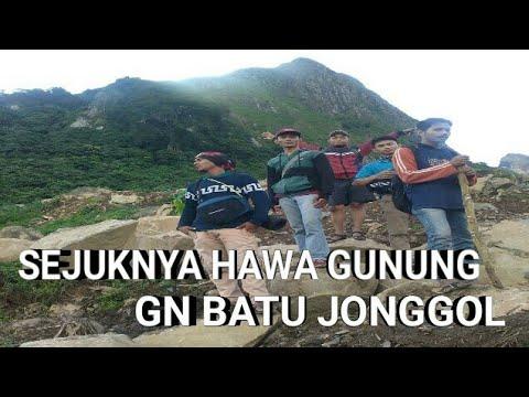 JURNAL # 4 GUNUNG BATU JONGGOL...RINDU HAWA SEJUK GUNUNG