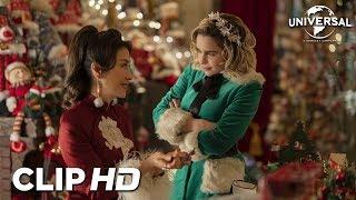 """Universal Pictures LAST CHRISTMAS - Clip 7 """"Santa le dice a Kate su auténtico nombre"""" anuncio"""