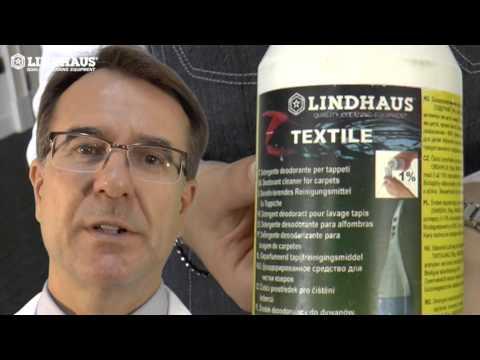 Lindhaus Textile detergente per tessuti e tappeti