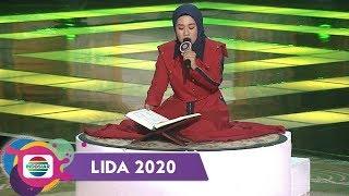 INDAHNYA!! Bacaan Al-Qur'an dan Sholawat Vania-Sulteng Buat Hati Bergetar | LIDA 2020