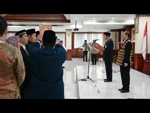 Pelantikan Pejabat Kepala Kantor Cabang BPJS Ketenagakerjaan Wilayah DKI Jakarta