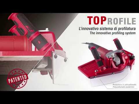 Станок для обработки кромок плитки TOPROFILE