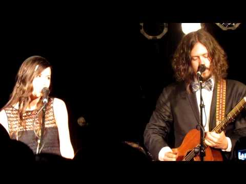 The Civil Wars - Tip of my Tongue - The Bottleneck - Lawrence, KS - 4/22/2011