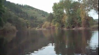 preview picture of video 'Impression from my last Kayak Trip (8)'