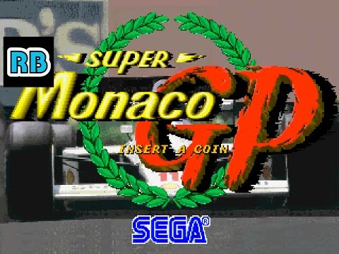 1989 [60fps] Super Monaco GP New ver. DEMO