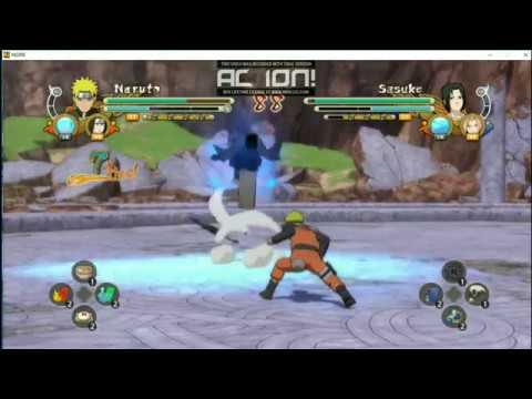Am luat bataie de la Sasuke: Naruto Shippuden Ultimate Ninja Storm 3
