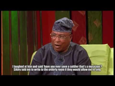 GbajumoTv- Interview with Alhaji Kollington Ayinla