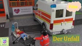 Playmobil Film Deutsch DER UNFALL AUF DEM PONYHOF ♡ Playmobil Geschichten Mit Familie Miller